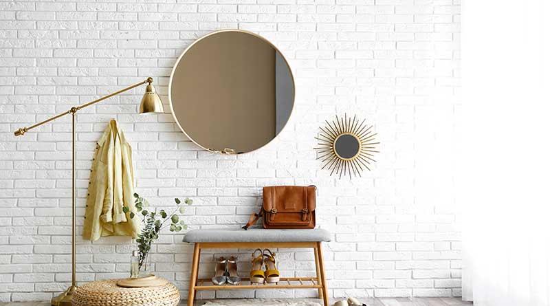 Comment utiliser les miroirs pour décorer votre intérieur